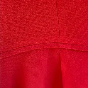 Tahari Dresses - 🌹TAHARI | Red Cap Sleeve Dress